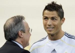 Президент Реала требует от Криштиану Роналду объяснения своего демарша