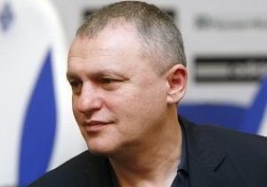 Игорь Суркис рассказал о будущем Артема Милевского
