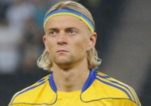 Тимощук: Уход Шовковского - потеря для сборной Украины