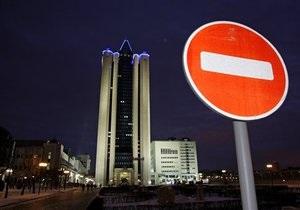 Прибыль Газпрома за квартал рухнула на 24%