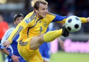 Сборная Украины поднялась на шесть позиций в рейтинге FIFA