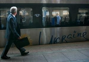 Скоростной поезд Hyundai вновь не смог выйти в рейс