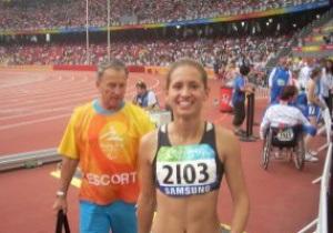 Паралимпиада. Украина выиграла еще две медали в легкой атлетике