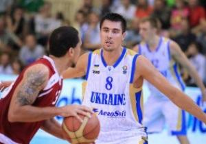 Сборная Украины квалифицировалась на Евробаскет-2013