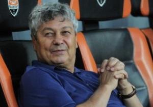 Луческу: Уже в начале счет матча Шахтер - Динамо мог быть 4:0