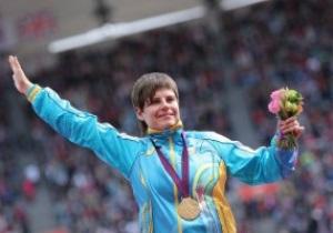 Украина завоевала еще две золотые медали Паралимпиады