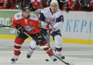 Хоккей: Донбасс занял третье место на предсезонном Кубке Донбасса-2012