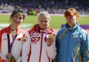 Паралимпиада. Украинка завоевала серебряную медаль в легкой атлетике