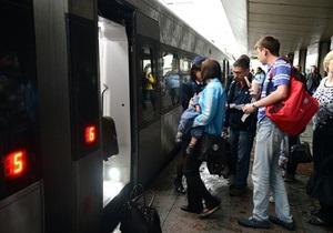 УЗ заявляет о росте количества пассажиров в скоростных поездах Hyundai