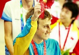 Паралимпиада. Украина добывает еще одну бронзу в плавании