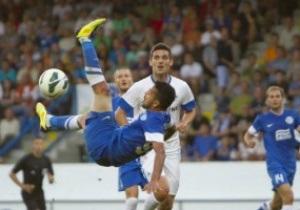 Саленко: Слован - не та команда, которой Днепру можно проигрывать
