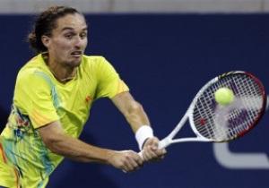 Украинcкий теннисист Александр Долгополов пробился во второй круг US Open