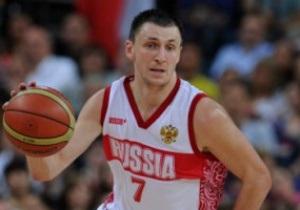У баскетболиста сборной России украли олимпийскую медаль