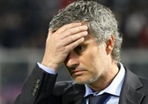 Моуриньо: Реал заслужил поражение