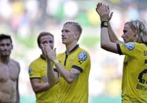 Бундеслига: Бавария разгромила Фюрт, Боруссии стартовали с побед