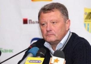 Мирон Маркевич: После победы нет никаких эмоций