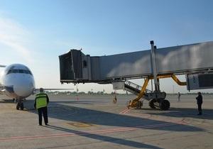 Борисполь предупредил о возможном прекращении обслуживания авиакомпании МАУ