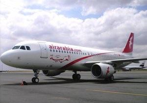 Air Arabia отменит рейсы в Харьков до конца октября