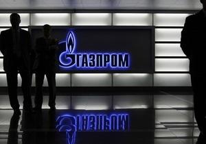 Газпром может пострадать от вступления России в ВТО