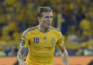 Воронин: Памятные голы за сборную Украины забил Греции, Дании и Франции
