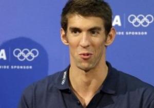 Фелпса могут лишить завоеванных в Лондоне олимпийских медалей