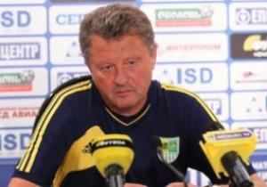 Маркевич: Тайсон готовится к матчу с Динамо Бухарест