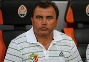 Экс-тренер Ворсклы назвал причины поражений команды