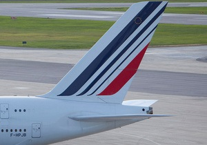 Пассажиров Air France в Сирии попросили  скинуться  на заправку для продолжения полета
