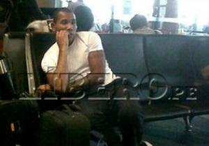 Игрока Перу приняли за террориста в аэропорту
