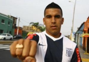 Шахтер нацелился на молодого перуанского полузащитника