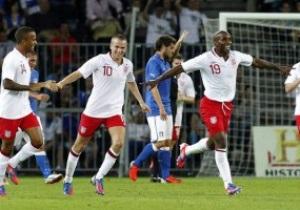 Товарищеские матчи: Англия обыграла Италию, Россия не смогла победить Кот д Ивуар