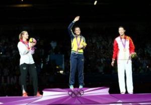 Эхо Олимпиады. Лучшей спортсменкой Украины в июле признали Яну Шемякину