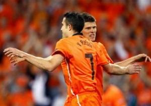 Луи ван Галь определился с основным форвардом сборной Нидерландов