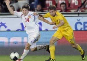 Жажда реванша. Превью матча Украина - Чехия
