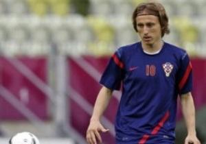 AS: Модрич в ближайшее время станет игроком Реала