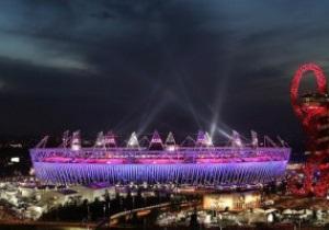 В Лондоне началась церемония закрытия Олимпийских игр
