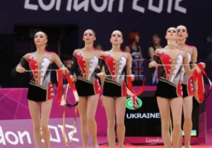 Олимпиада: российские гимнастки взяли золото, украинки - пятые