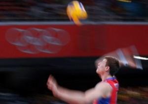 Российские волейболисты выиграли золото Олимпиады