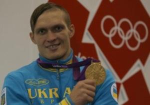 Олимпийский чемпион Усик: Моя дочь попросила привезти ей золото