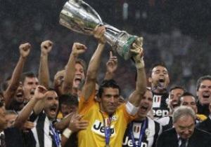 Игроки Наполи бойкотировали церемонию награждения Суперкубка Италии
