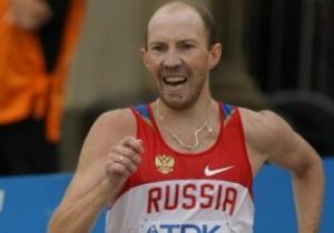 Россия добывает золото Олимпиады-2012 в спортивной ходьбе