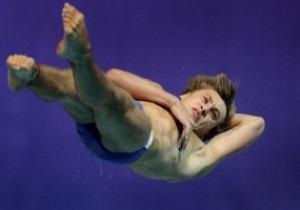 Прыжки в воду: Один из двух украинцев пробился в финал Олимпиады-2012
