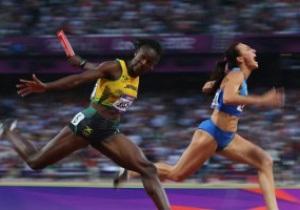 Фотогалерея: С золотым привкусом. Украинки завоевали бронзу Олимпиады в эстафете