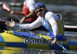 Гребля. Осипенко-Радомская легко выходит в полуфинал Олимпиады