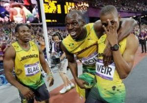 Король спринта. Усейн Болт завоевал второе золото Олимпиады-2012