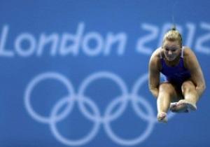 Украинка с трудом пробилась в финал Олимпиады по прыжкам в воду