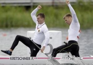 Первое золото Олимпийского четверга досталось Германии