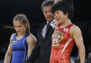 Японская борчиха Хитоми Обара выиграла золото Олимпиады-2012