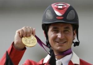 Швейцарец Стив Герда выиграл индивидуальный конкур на Олимпиаде-2012