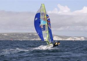 Австралийский экипаж выиграл золото Олимпиады-2012 в классе судов 49er